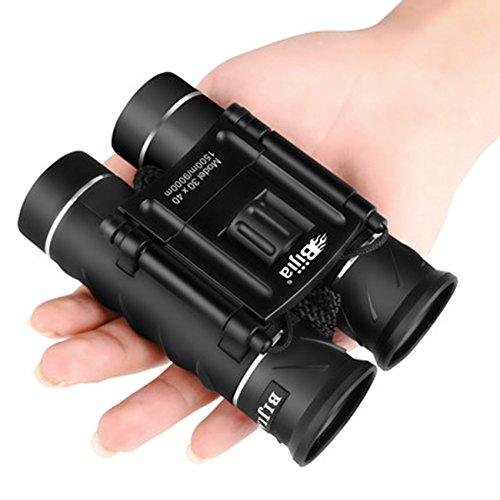 PIGE Binocolo 30 * 40 Pocket binocolo ad alta potenza ad alta definizione di visione notturna Night Vision Glasses