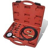 vidaXL Set strumenti tester motore e pressione olio