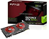 KFA2 GeForce GTX 1070 Ti EX PCI-E Gaming-Grafikkarte, 8GB GDDR5, schwarz