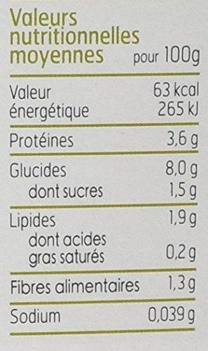 Good Goût - BIO - Panais Épinardès Saumon dès 6 Mois 190 g - Lot de 4