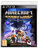 Minecraft: Story Mode - A Telltale Game Series - Season Disc (PS3) by Telltale Games