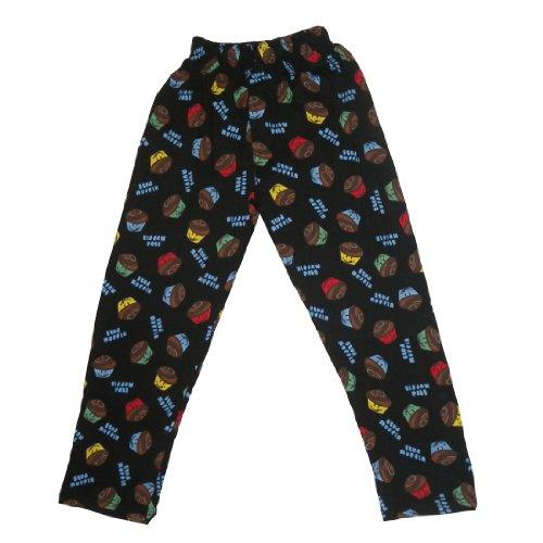 Jungen Stud Muffin Komfortable Fit Cotton Casual Nachtwäsche / Pyjama Hose (Größe: L)