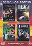 4 Great DVD Movies: Revelation, Total Reality, Night Of The Living Dead, Tales From The Darkside