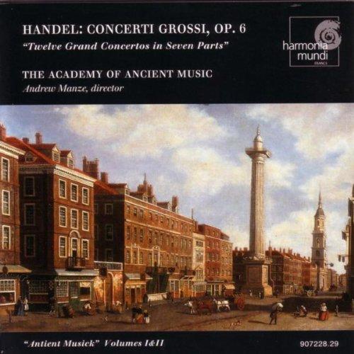 Handel: Concerti Grossi, Op. 6...