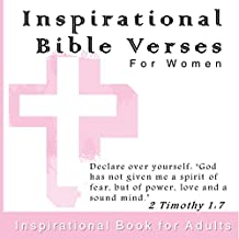 Inspirational Bible Verses For Women: Inspiration Book for Adults with Scriptures (Christian Biblical Quotes, Games and Study Tools 1) (English Edition)