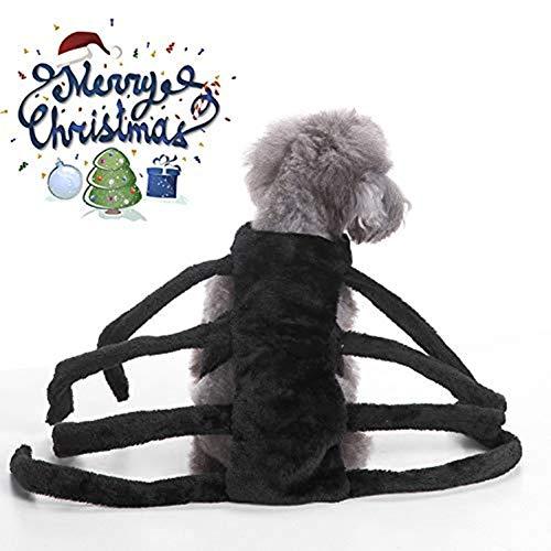 Monster Pet Kostüm - Monster töten Hund Weihnachten Spinne Kostüme,