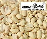 Erdnussbruch 2,5 kg im Sack, Samen Rohde Premium Qualität, 2.500g Gebinde, Vogelfutter