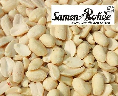 Erdnussbruch 25 kg im Sack, Samen Rohde Premium Qualität, 25.000g Gebinde, Vogelfutter