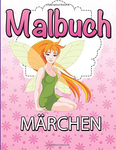Malbuch Marchen