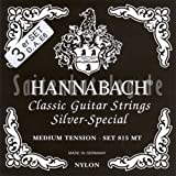 Hannabach 8157 MT Silver Special, 3-Bass Set