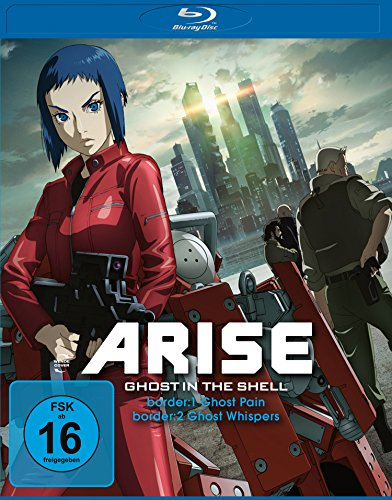 Bild von Ghost in the Shell - ARISE: border: 1+2 [Blu-ray]