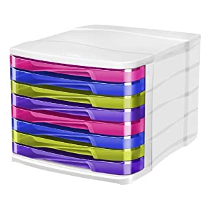 CEP Happy 8 Drawer Unit – Multicolor