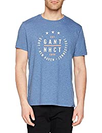 Gant Men's Star Nhct T-Shirt