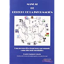 Manual de derecho de la información: Una perspectiva legal para un mundo cada día más mediático (Dykinson - Manuales)