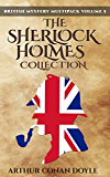 British Mystery Multipack Volume 5 - The Sherlock Holmes Collection: 4 Novels and 43 Short Stories + Extras (Illustrated) (English Edition)