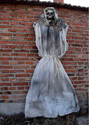 Halloween Ghost Requisiten Zimmer Escape Dekoration Haunted Haus Pendant Bar Arrangement Scary Horror Großen Hängenden Geist (Mehrere Optional),2 (Halloween-escape Haunted 2)