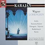 Wagner: Lohengrin [Musikkassette] [4 MC Box-Set]