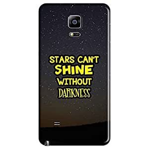 Mobo Monkey Designer Printed Back Case Cover for Samsung Galaxy Note Edge :: Samsung Galaxy Note Edge N915Fy N915A N915T N915K/N915L/N915S N915G N915D (Motivational :: Typography :: Quotes :: Stars :: Scenery)