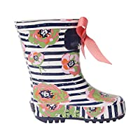 Waterproof Boots with Collection Print.