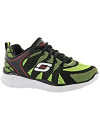 Skechers EqualizerQuick Track - zapatilla deportiva de lona niños