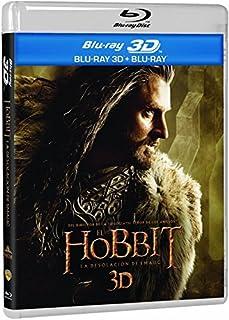 El Hobbit: La Desolación De Smaug (BD 3D + BD 2D + Copia Digital) [Blu-ray] (B00HECXAUO)   Amazon price tracker / tracking, Amazon price history charts, Amazon price watches, Amazon price drop alerts