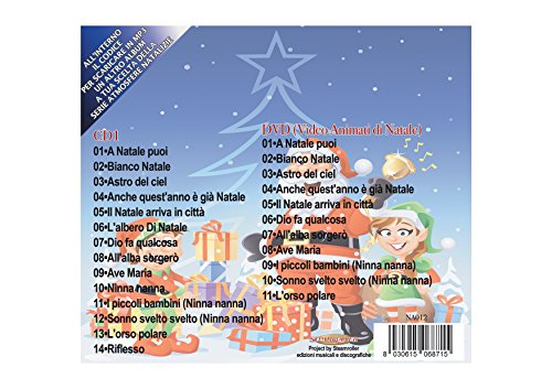 Canzone Di Natale Buon Natale.Buon Natale Bambini Cd Dvd Christmas Songs Canzoni Di Natale