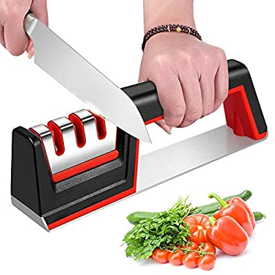 Knife Sharpener, Kitchen Knife Sharpeners