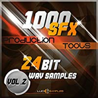 1000 SFX Production Tools Vol.2 - Desirable Sound Effects [Apple Loops/AIFF (24Bit)] [Download]