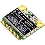 SilverStone SST-ECW01 - Module d'extension WIFI Mini PCI-E, 802.11b/g/n incl. Wi-Fi, Bluetooth