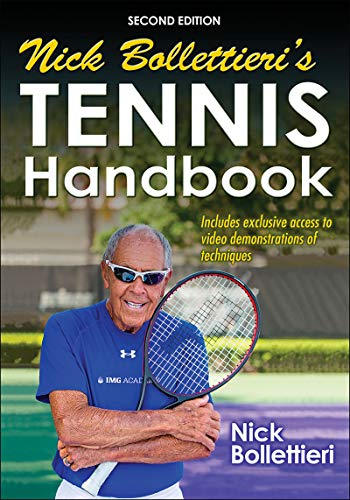 Nick Bollettieri's Tennis Handbook (English Edition)