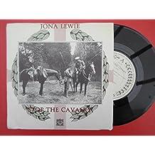 """Lewie, Jona Stop The Cavalry 7"""" Stiff BUY104 EX/EX 1980 picture sleeve"""