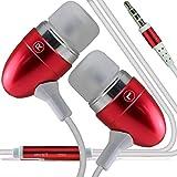 Doro 8040stylische Qualität Aluminium In Ohr Kopfhörer Stereo Hände Kopfhörer-eingebaute Handy Headset mit In Micro-Phone Mikrofon und On-Off-von Ich–Tronixs