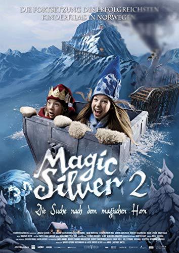 Magic Silver 2 - Die Suche nach dem magischen Horn (Je Nach Kostüm)