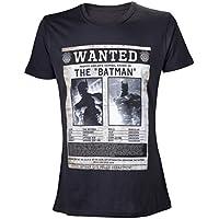 Batman Arkham Origins Maglietta Maglia T Shirt