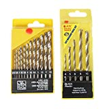 #2: Jonbhandari Tools Chinese Masonary Drill Bit Set
