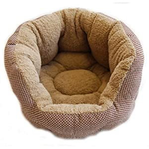 Animate Honeycomb Fibre Soft Cat Bed from Monster Pet Supplies
