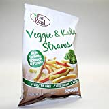Eat Real Veggie and Kale Chips 113g x 12