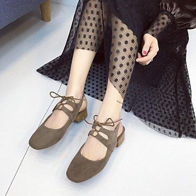 Zormey Les Talons Des Femmes Light Up Shoes En Cuir Nappa Pu Brun Noir Casual 36
