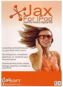 JoeSoft Jax for iPod (Mac)