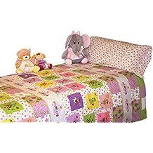 Juego de sábanas infantiles Princesas LITTLE PRINCESS (para cama de ...