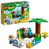 Lego DUPLO Jurassic World Dino-Streichelzoo (10879), Spielzeug für Kleinkinder hergestellt von LEGO