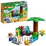 LEGO  DUPLO  Jurassic World Dino-Streichelzoo (10879), Spielzeug für Kleinkinder