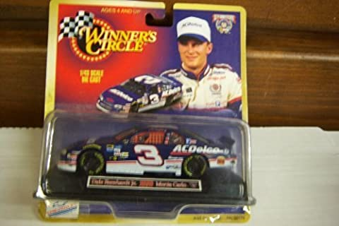 Winners Circle Dale Earnhardt Jr. 1998 Monte Carlo 1/43 Scale Diecast Nascar Car by Winers circle