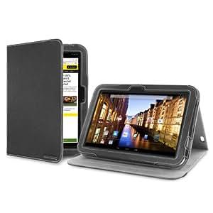 """Cover-Up - Housse pour tablette Toshiba Excite Pure de 10,1"""" (avec support) Noir"""