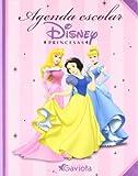 Agenda escolar Princesas Disney