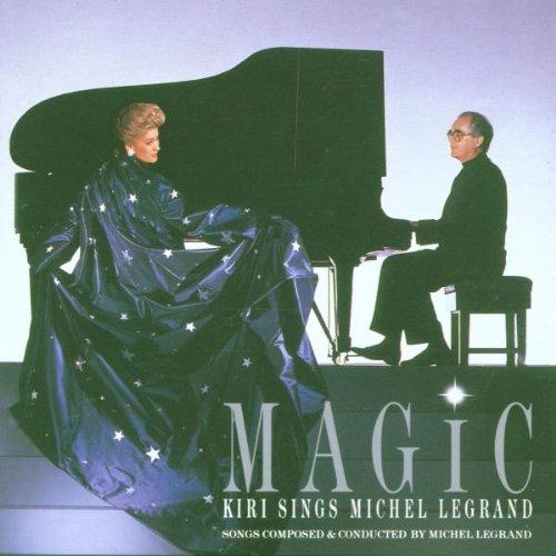 Magic - Kiri sings Michel Legrand [Import anglais]