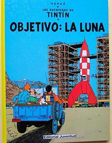 Hergé, Hergé. Album 23x30cms, tapa dura 64 páginas a color. Esta obra empezó a publicarse en el semanario Tintín a partir del 30 de marzo del año 1950, diecinueve años antes de la llegada del hombre a la luna. No se trata de ciencia ficción sino de u...
