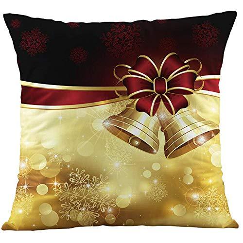 emp aufkleber MIRRAY Weihnachten Kissenbezüge Sofa Polster Abdeckung Wohnkultur Kissenbezug
