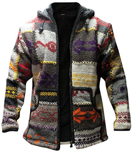 SHOPOHOLIC FASHION Herren Jacke Gr. XL, Multi