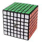 B Blesiya Zauberwürfel Magic / Speed / Pyraminx Cube Twist Puzzle, 7x7x7 Design für Anfänger und Profi